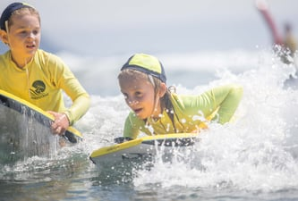 Learn water safety, have fun and stay fit.  For all children aged 5-13 years old.